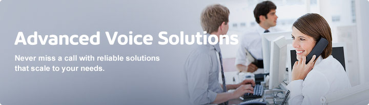 SmartVoice Advanced Solutions Banner