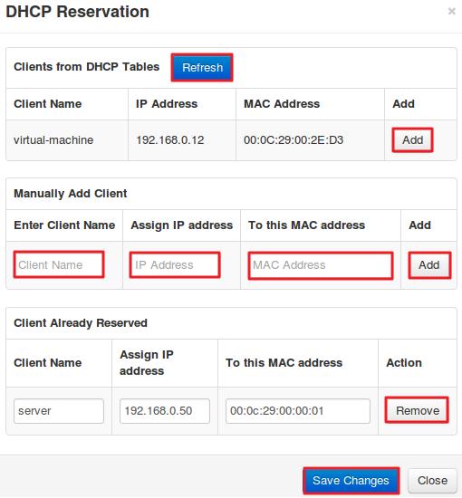 how to add mac address to hitron cgnm-2250